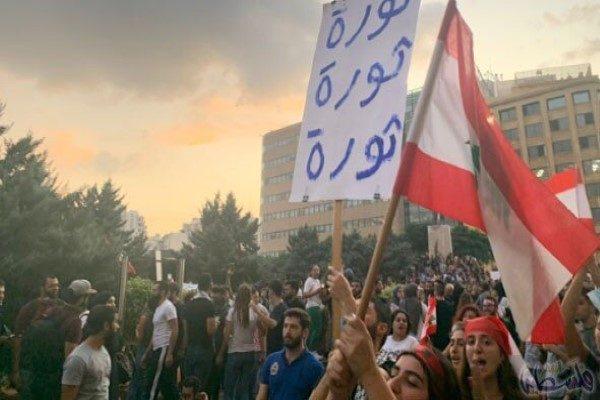 پشت پرده اعتراضات لبنان